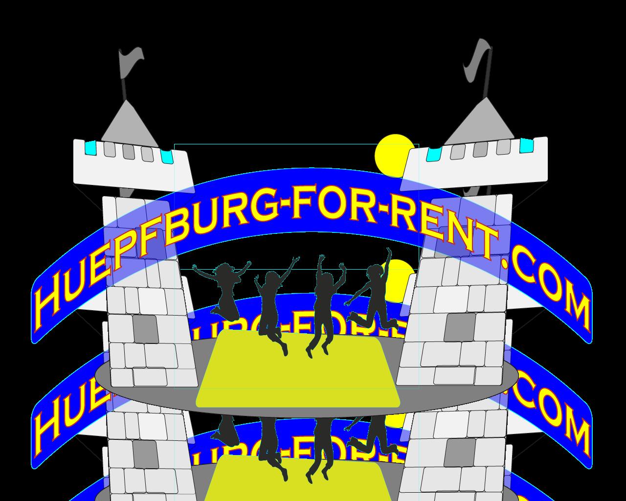 Hüpfburg mieten vom MSM-DJ-TEAM